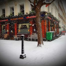 Rugby Tavern, Bloomsbury, London